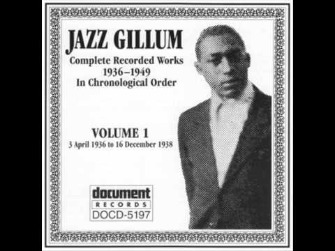 Jazz Gillum - Sweet Sweet Woman (1938)