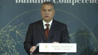 Magyarország támogatja a magyar és a bangladesi cégek együttműködését