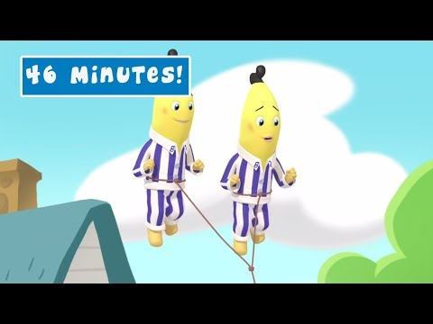 Bananas In Pyjamas Full Episode Compilation Vol #6 - Puddle