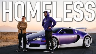 Meet The Homeless Man Who Bought A Bugatti | TheStradman