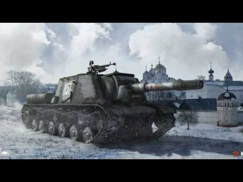 World of Tanks - HD Slideshow with Music