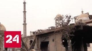 Алеппо пять лет ждал освобождения