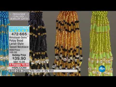 HSN | Designer Gallery Jewelry Gifts with Colleen Lopez 12.06.2016 - 07 PM