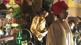 Freedom RANGZEN song by Kharag Penpa and First Korean reggae band I and I jangdan... 장단..