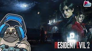 Resident evil 2 remake | Я в детстве очень боялся её | ГЛАВНОЕ НЕ ОБ*СРАТЬСЯ