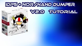 PS3 Detailed Tutorial - IDPS, Nor / Nand Dumper v2.0 (how to use) 4.81 or 4.82 only