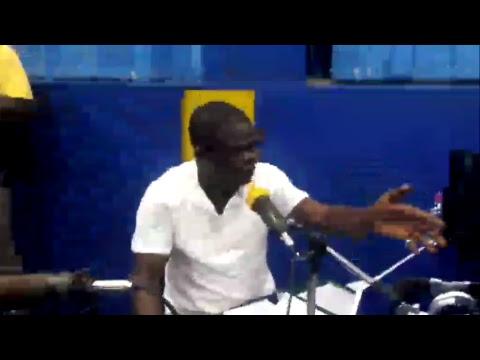 NDC COMMUNICATION TEAM STORMS ASHANTI REGION FOR THE UNITY WALK......