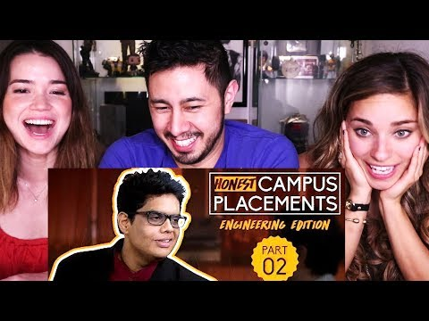 AIB: HONEST ENGINEERING CAMPUS PLACEMENTS | Part 2 | Reaction!
