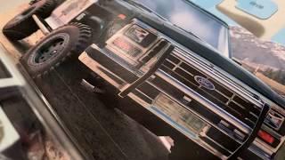 Hot Wheels 1985 Ford Bronco (2020 Car Culture - Wild Terrain | California Highway Patrol)