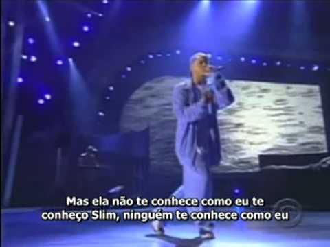Eminem feat Elton John  - Stan  Legendado (LIVE)