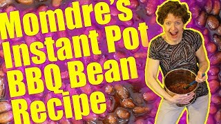 Instant Pot Barbecue Bean Recipe (Vegan)