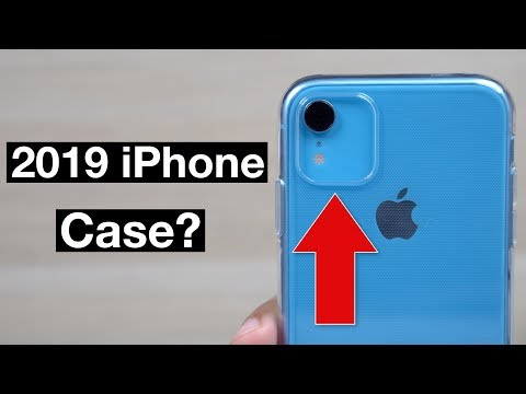 First Look: 2019 iPhone Lineup Cases