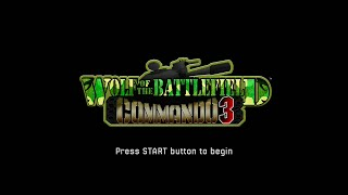Commando 3 - Xbox 360 Gameplay (XBLA) - Capcom 2008