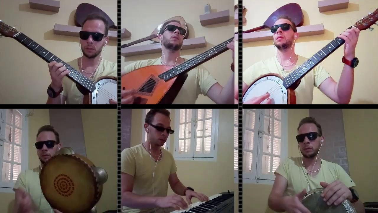 Touchia Sihli توشية سيحلي Touchia Chaabi Algerien Hommage A Boudjemaa El Ankis By Imadeddine Youtube