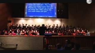 Ngợi Khen - Comrades Song of Hope - Liên Ca Đoàn Thánh Linh - Fountain Valley