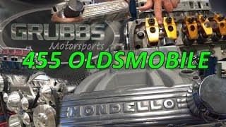 Olds 455 / 600HP+ Mondello Racing Engine for sale