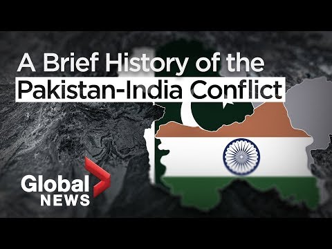 Pakistan-India conflict: Why Kashmir is the centre of the dispute