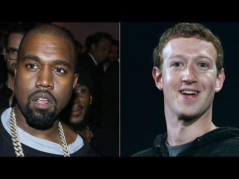 Kanye West Says He's Broke/ Demands Mark Zuckerberg Bail Him Out