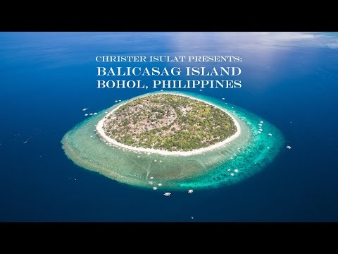 Balicasag Island, Philippines: A Sea, Air, and Land Experience