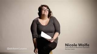 Client Compliments: Nicole Wolfe | Quicken Loans