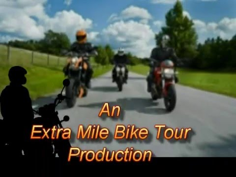 Europe very long weekend motorbike tour for charity