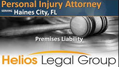 Haines City Personal Injury Attorney - Florida