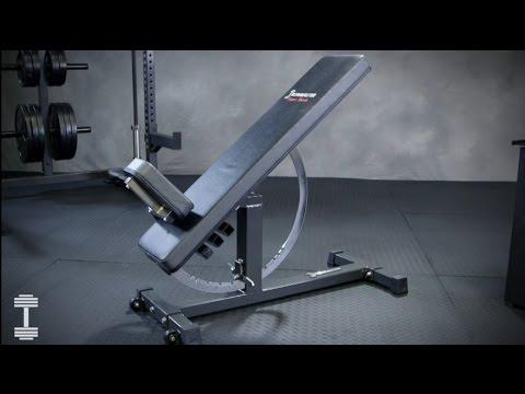 Powerblock Sport Bench Amp Accessories Doovi