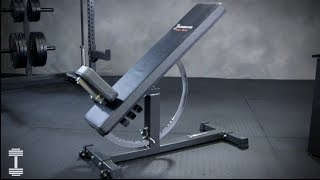 Ironmaster Super Bench Demo