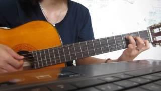 Sau chia tay - Phạm Hồng Phước (guitar cover)