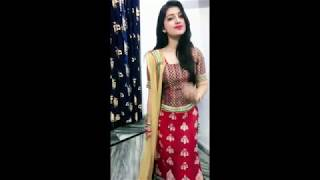 Beautiful girl dance with best song