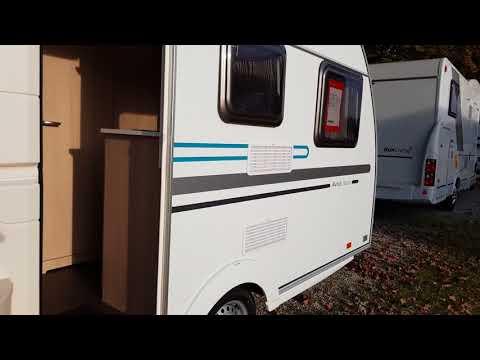 CamperTobi - Adria Aviva 360 DD Caravan Wohnwagen Roomtour - 2018
