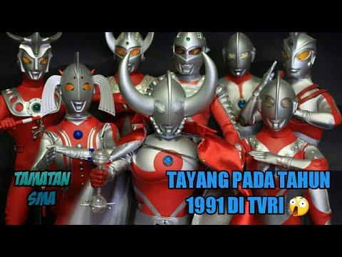 Download 10 SERI ULTRAMAN YANG PERNAH TAYANG DI TV INDONESIA !