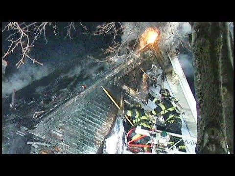 264-266 Broadway, Malden 2 alarm fire