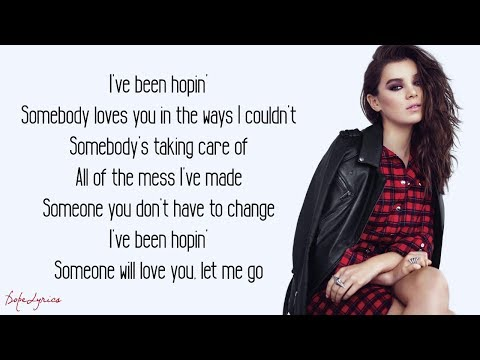 Let Me Go - Hailee Steinfeld, Alesso...