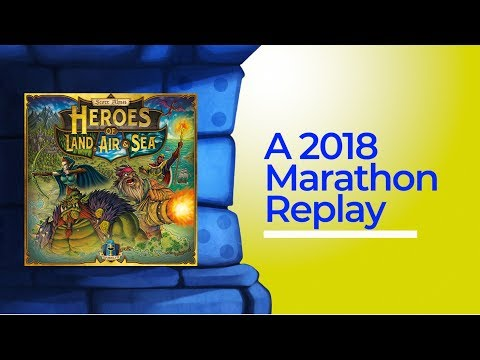 Heroes of Land, Air, & Sea Play-through