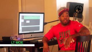 LT Moe On First 5K Placement, Mics, Vocals, Investing, Fav Artists, Fav Producers