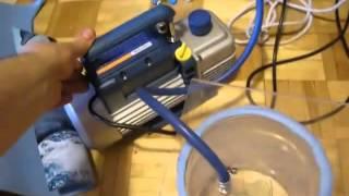 видео Вакуумный насос Becool BC-VP-230 SV | Купить вакуумный насос Becool BC-VP-230 SV серии BC-VP