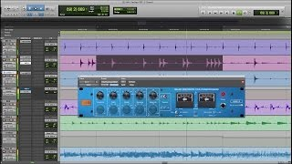 UAD Vertigo Sound VSC-2 Compressor by Brainworx Tutorial