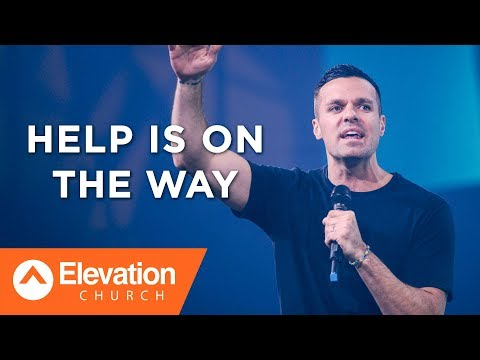Help Is On The Way | Chad Hampton