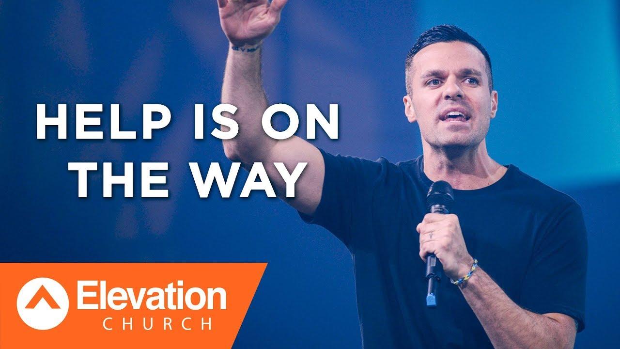 Help Is On The Way | Chad Hampton