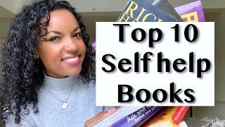 Top 10 Self Help Books | Layonie Jae