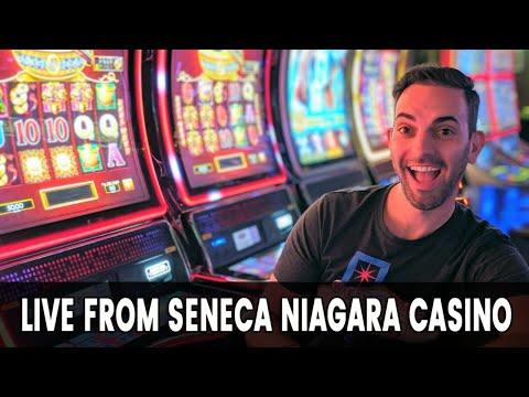 🔴 LIVE At Seneca Niagara CASINO 🎰 Brian Christopher Slots