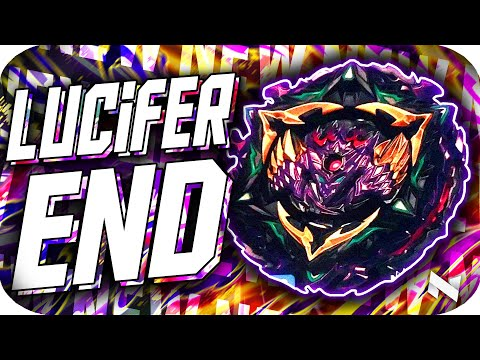 *NEW* LUCIFER END REVEAL!! B-175 Lucifer End .Dr NEWS! || Beyblade Burst Sparking