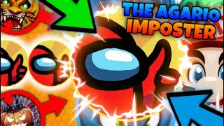 AMONG US - BUT IM THE IMPOSTER (AGAR.IO)