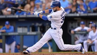 Eric Hosmer 2015 Highlights