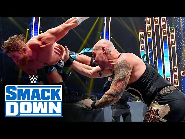 Murphy vs. King Corbin: SmackDown Dec. 4, 2020