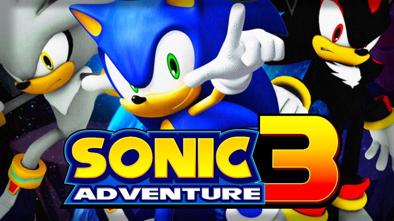 sonic adventure 3 is sonic game 2016 youtube