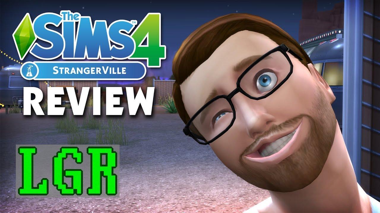 01e0ea3e115 LGR - The Sims 4 StrangerVille Review - YouTube