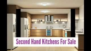 Commerical Second Hand Kitchens For Sale