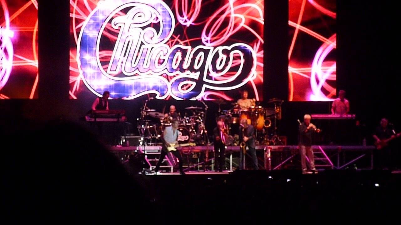 Chicago - Make Me Smile - YouTube